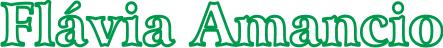 Logo Flavia Amancio